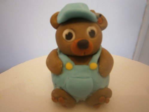 Cute Carpenter bear, name and age