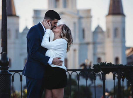 Engagement Photos in NOLA