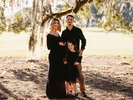 Chic Maternity Session