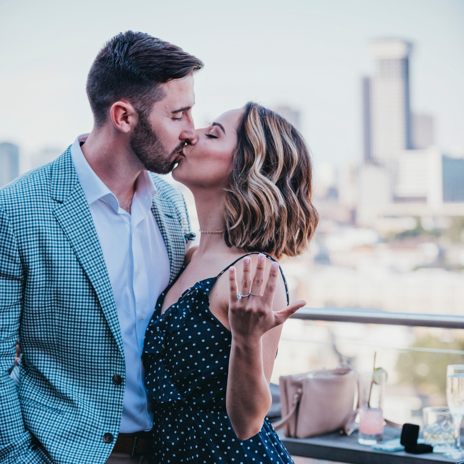 Proposal Photo - Engagement Photographer - couples pictures