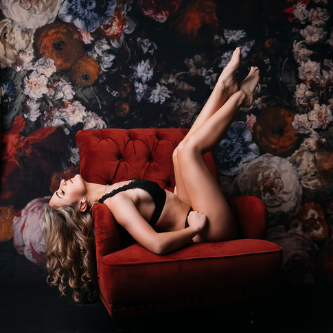 Boudoir Photographer - Louisiana Boudoir Photo