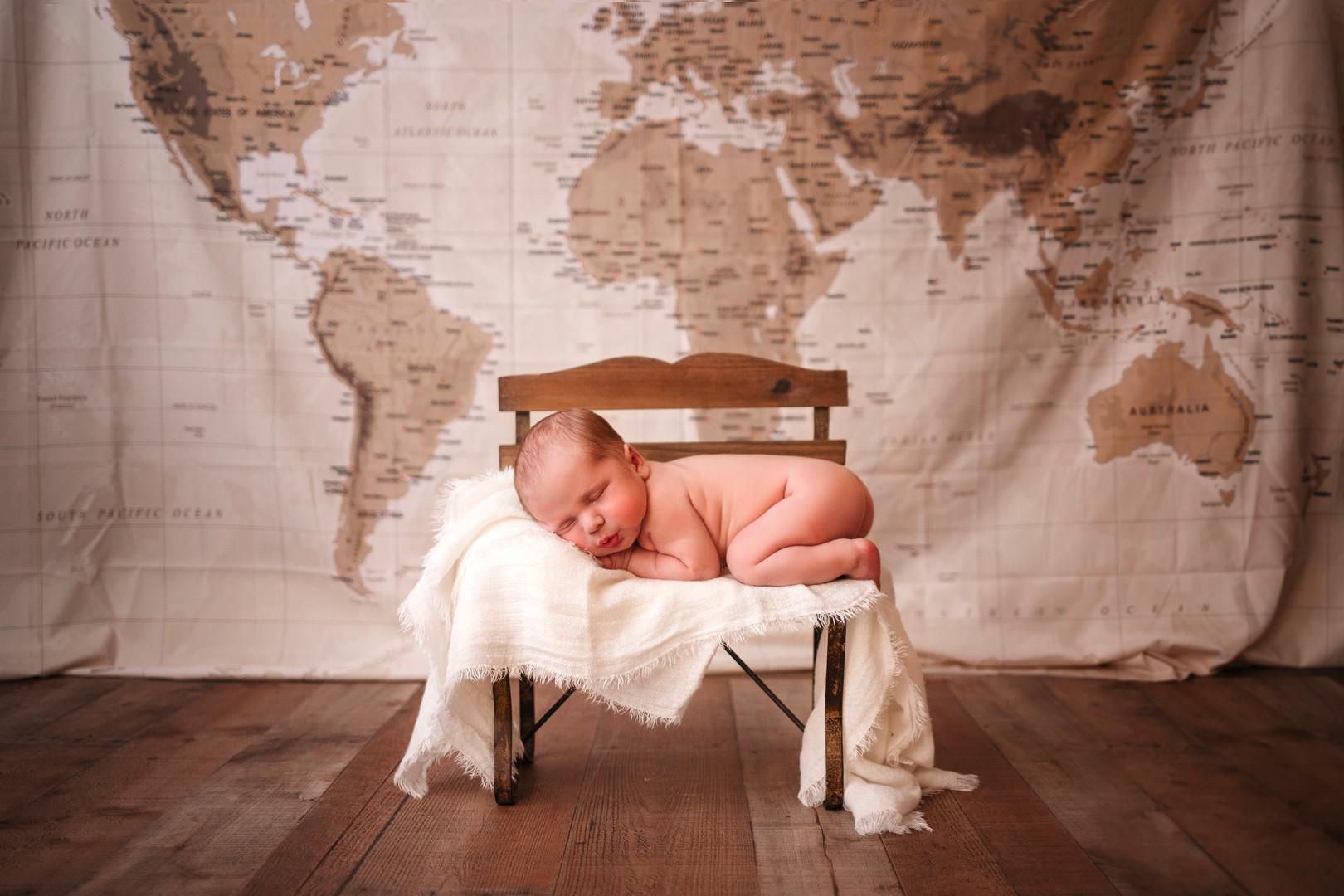 Newborn Photographer - Newborn Portraits
