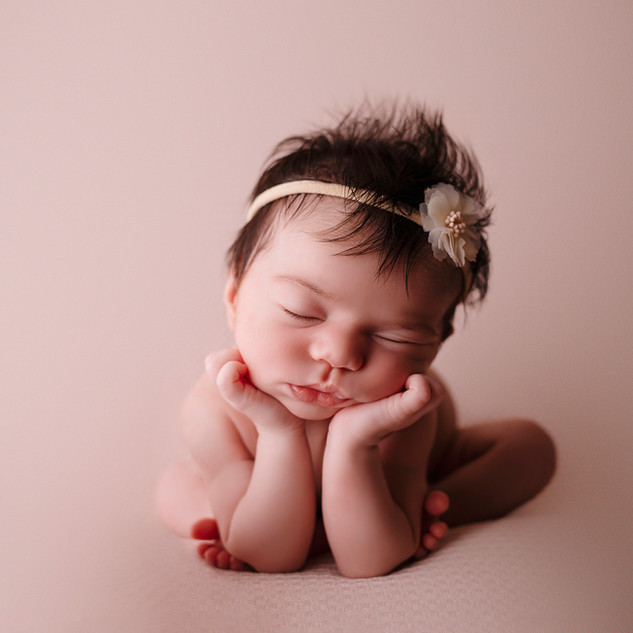 Newborn photo shoot - Newborn photography