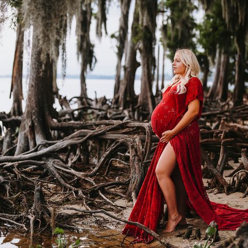 Maternity Photographer - Louisiana Maternity Photo