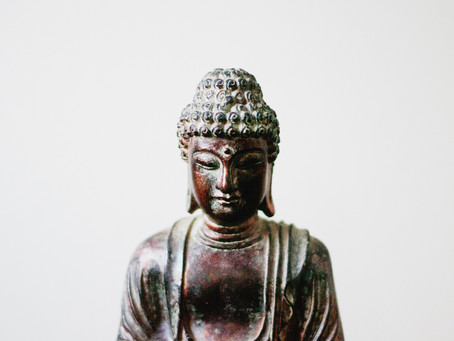 "The Buddha - ""Life is suffering"""