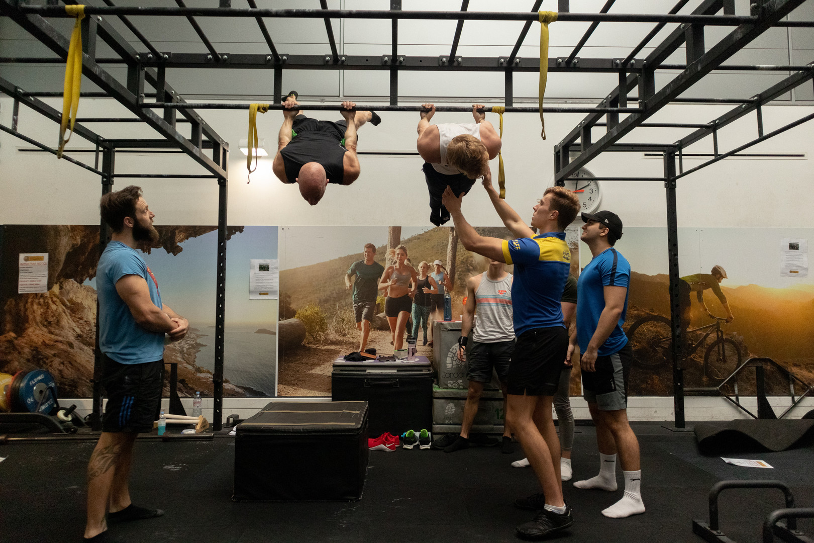 """""""I thoroughly enjoyed the classes Ollie taught, a passionate instructor who made me feel welcome and taught me the fundamentals of calisthenics."""" - Ellie"""