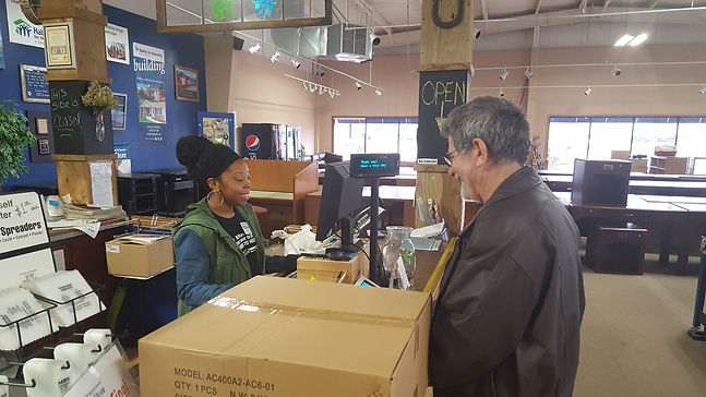 Volunteer at our ReStore