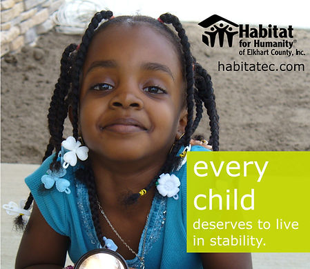 Habitat for Humanity Builds Homes to Give Stability
