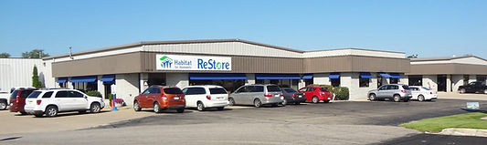Habitat for Humanity ReStore of Elkhart County in Goshen, Indiana: Donate, Shop, Volunteer with us!