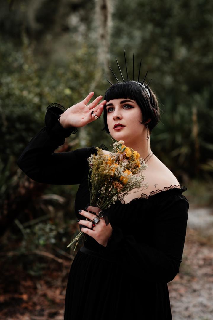 Alternative Bride Orlando