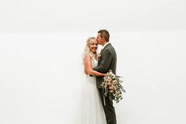 Skyspace at Tremenheere wedding