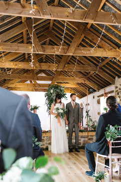 Beautifuk Barn Wedding