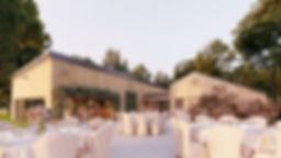 Rustic luxe Wedding Barn at Stennack Farm