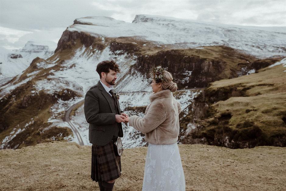 Intimate-elopement-wedding-Isle-of-Skye-