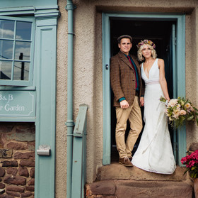Quirky little wedding venue - The Lamb at Sandford