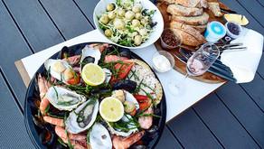5 unusual wedding meal ideas