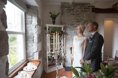 runaway wedding cornwall
