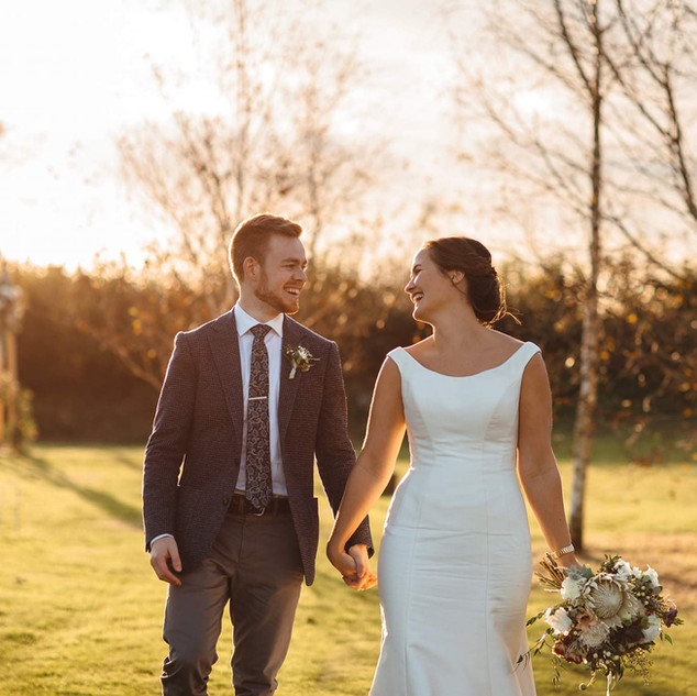 Autumn wedding at Camel Studio