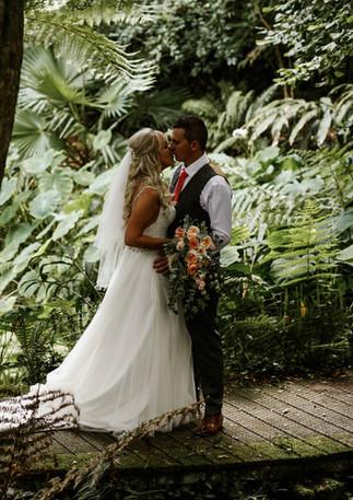 Tremenheere wedding day