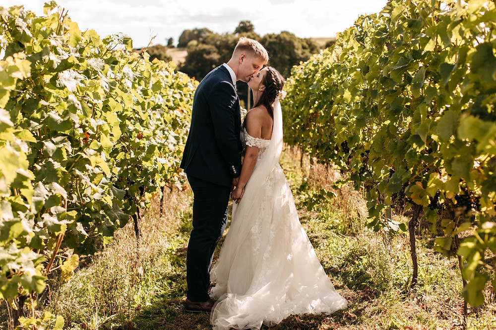 vineyard wedding UK