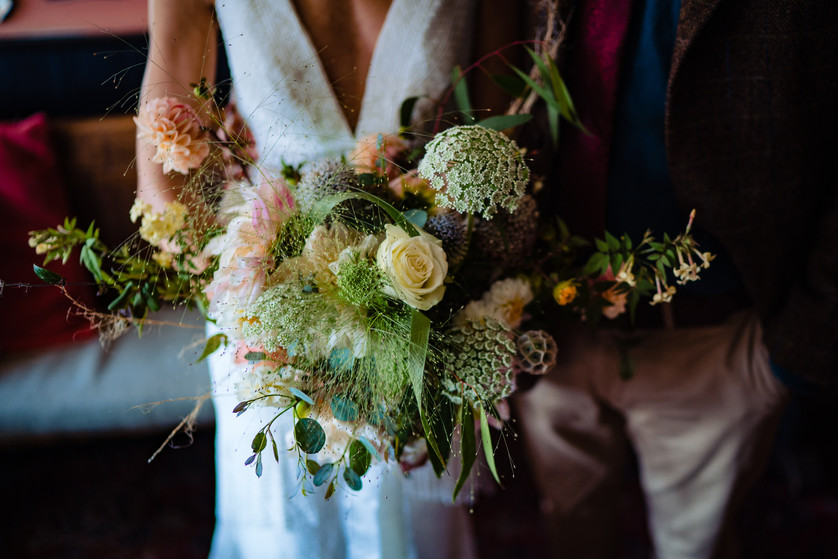 Elopement wedding venue photography