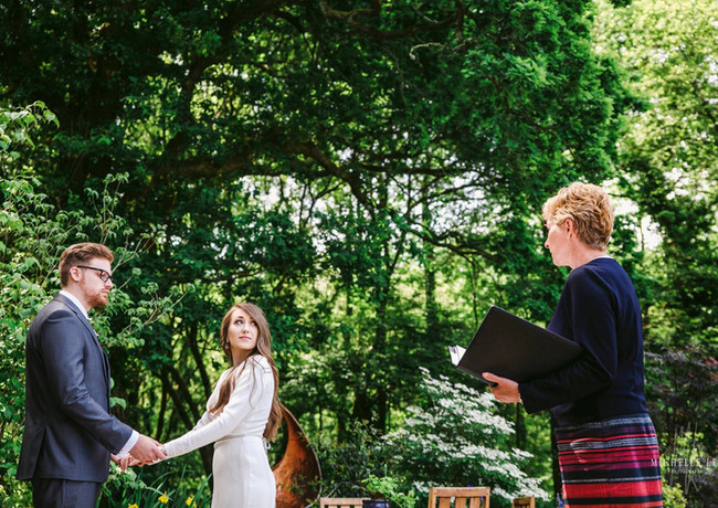 Marry under the ancient oak tree at Millbrook