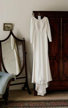 St Ives Bridal dress by Sassi Hoford