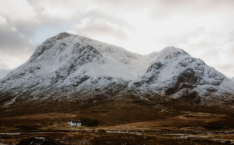 Most romantic Scottish elopement location