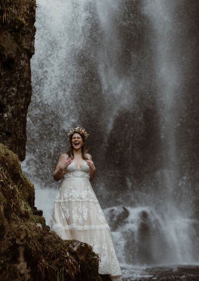 Assyny Elopement Wedding in Scotland by The Caryls