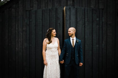 Newly wed at Frieda & the Moon by Verity Westcott Photography