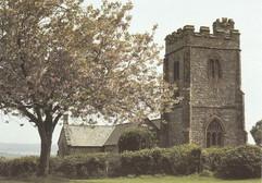 Mamhead church