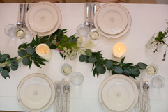 Table styling at Came Studio