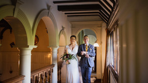 A real micro-wedding love story from Coombe Trenchard