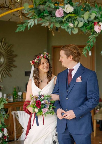 Kezia and Adam's Intimate Wedding at The Nest
