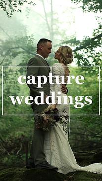 Capture Weddings image with logo portrai