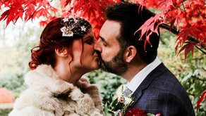 Intimate weddings at Cosawes Barton