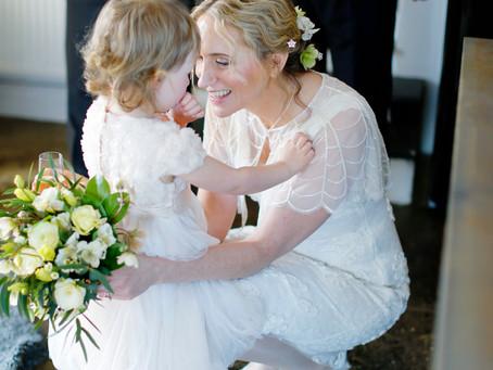 A runaway wedding in Cornwall