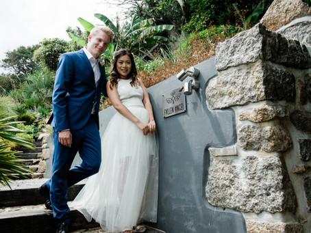 How about An Elopement Wedding?