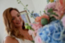 Intimate wedding day at Treseren
