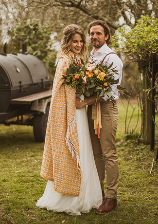 Intimate Wedding at The Cornish Place