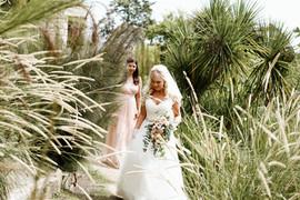 Fallen Angel and Tremenheere wedding ceremony