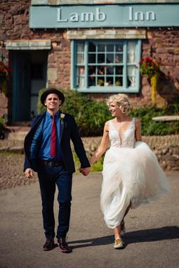 Elopement Wedding at The Lamb Inn