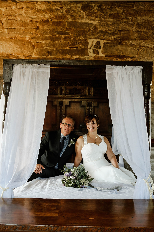 Unique wedding days