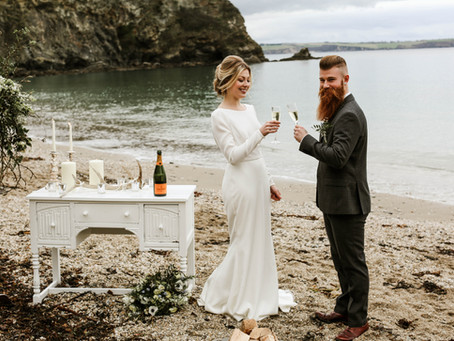 Revealed: The secrets of a winter wedding