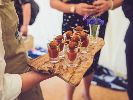 Unique Small Wedding Receptions at Tremenheere