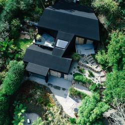 honeymoon villa, Fallen Angel Cornwall