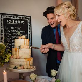 Exclusive hire pub wedding The Lamb at Sandford
