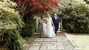 A Garden Wedding at Cosawes Barton