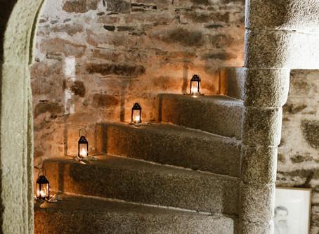 A Runaway Castle Elopement Wedding