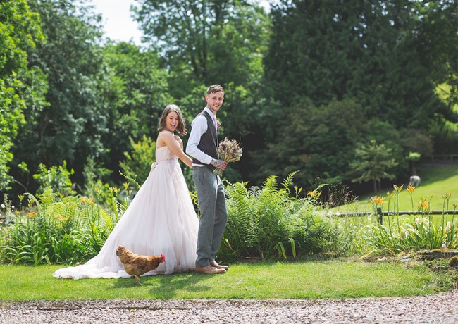 Unspoilt and natural - Millbrook Elopements